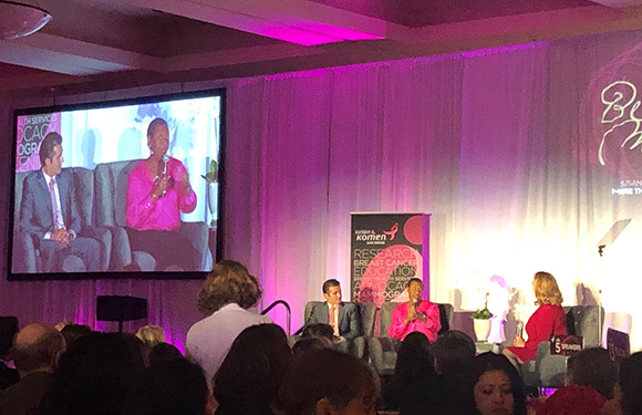 Susan G. Komen San Diego's More Than Pink Annual Dinner