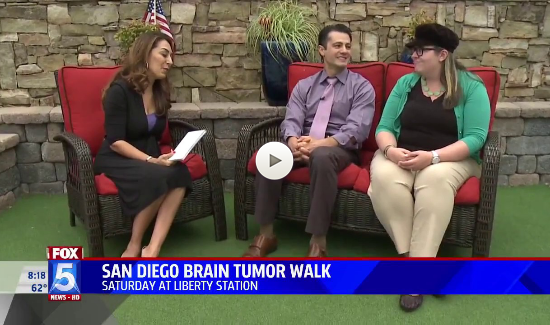 San Diego Brain Tumor Walk - Brain Tumor Awareness